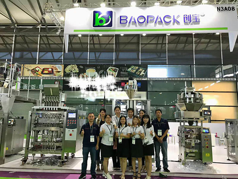 Best Automated Packaging Machine And Bagging Machine Suppliers-BAOPACK
