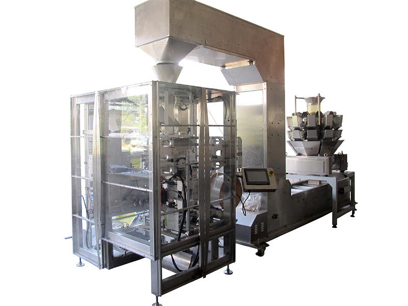Integrated packaging line VM82