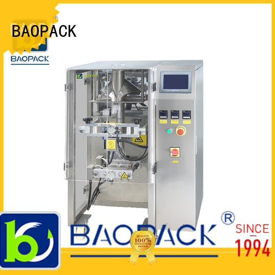 vertical packing machine automatic supplier for plant