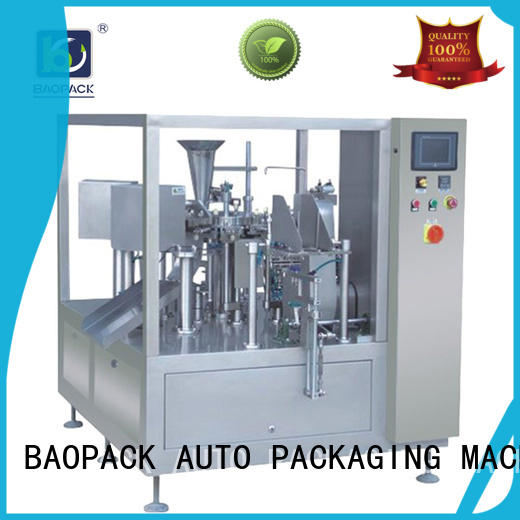 vertical packaging machine design personalized for plant