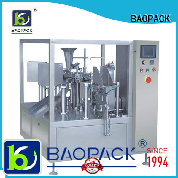 pouch packing machine price automatic Bulk Buy snacks BAOPACK
