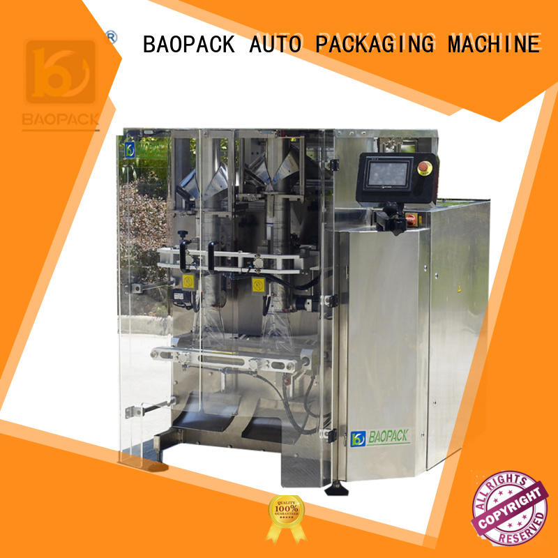 BAOPACK highspeed packing machine personalized for plant