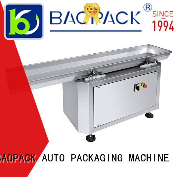 BAOPACK chips packaging equipment solutions customized for commercial