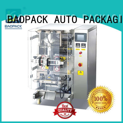 pouch packing machine price highspeed design packing machine bag BAOPACK Brand