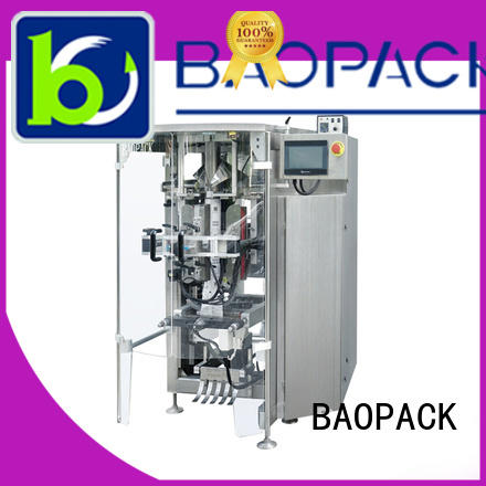 vertical pouch packing machine manufacturer personalized for industry