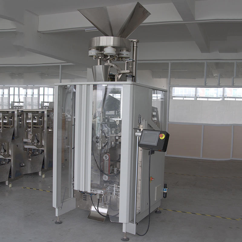 volumetric vertical form fill seal packaging machines snacks design for industry-1