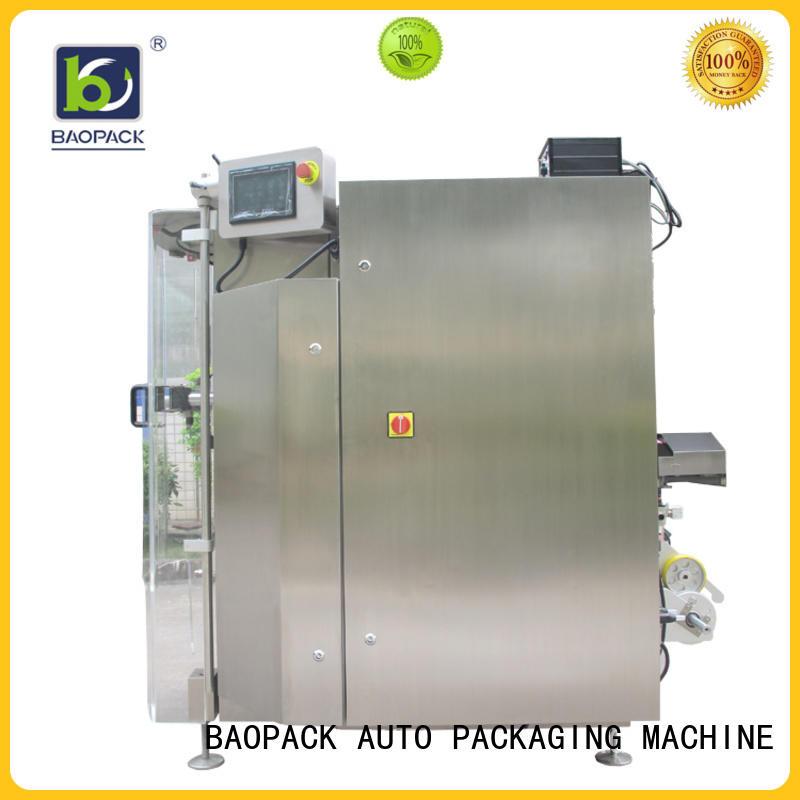 water packaging machine apple BAOPACK