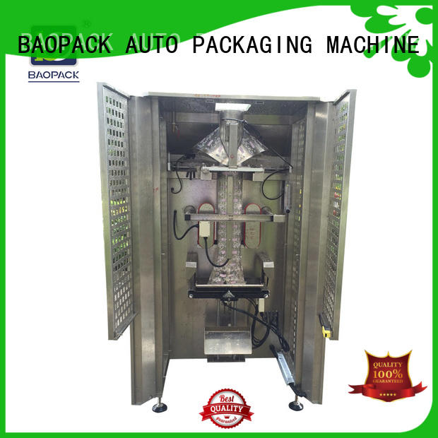 automatic automatic packing machine seal personalized for plant