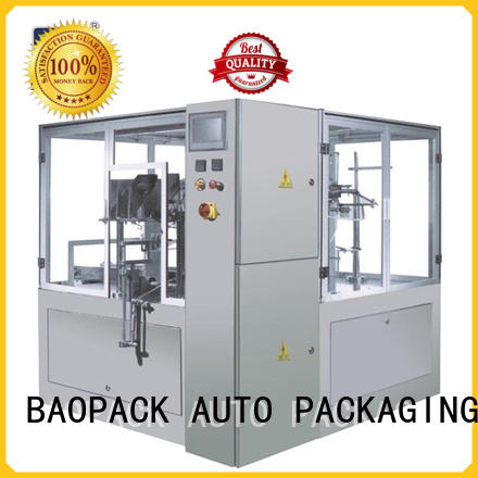 BAOPACK high-quality pouch packing machine manufacturer balls for commercial