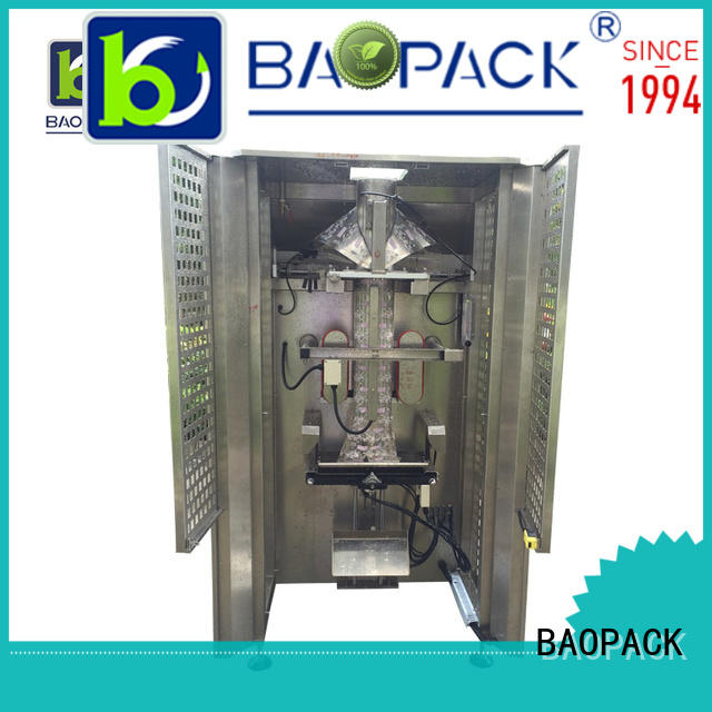 vertical automatic packing machine design personalized for industry