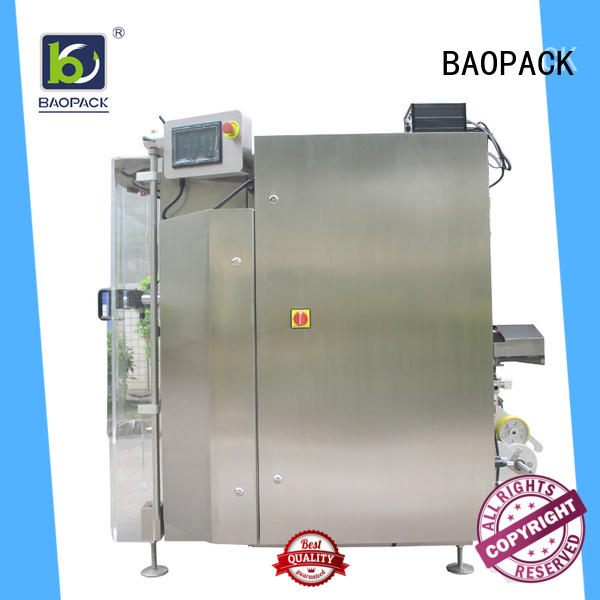 BAOPACK strawberry packaging machine supplier for industry