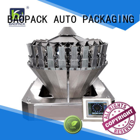 BAOPACK multihead vffs packaging machine wholesale for sugar