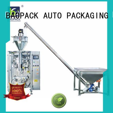 Wholesale quadro auger filler milk BAOPACK Brand