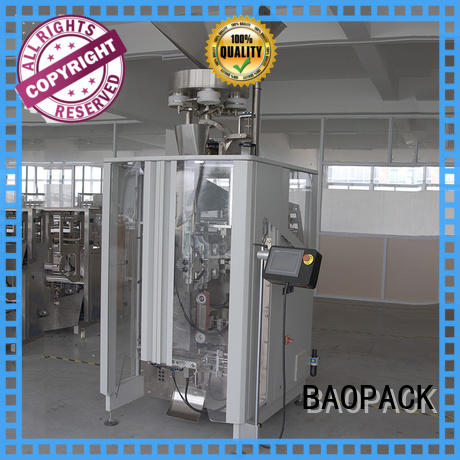 BAOPACK multifunction vertical form fill and seal machine inquire now for industry