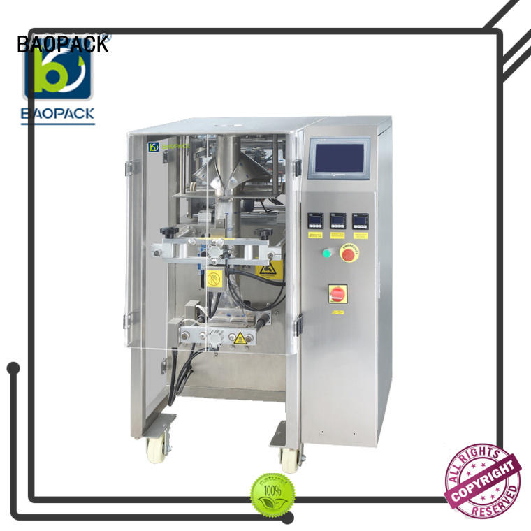 BAOPACK chicken pouch packing machine wholesale for industry
