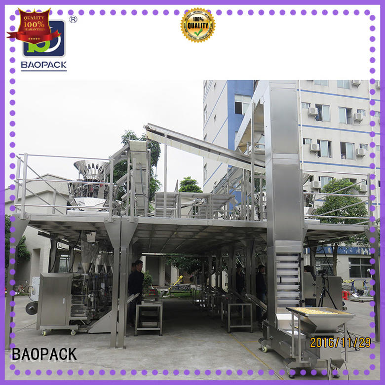 coffee multihead weigher packing machine personalized for industry