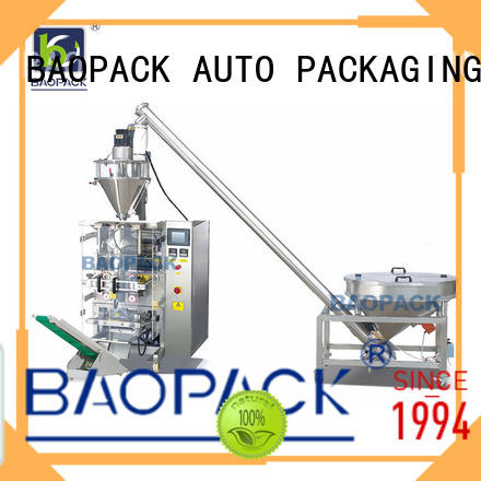 or small quadro BAOPACK Brand auger filler manufacture