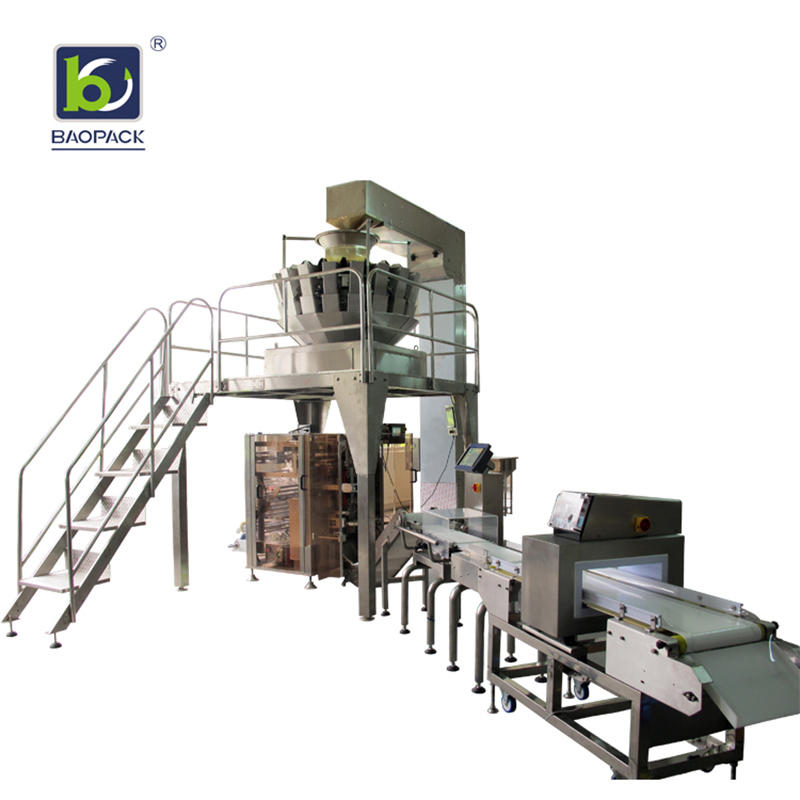 BAOPACK small auto packaging machine wholesale for plant-2