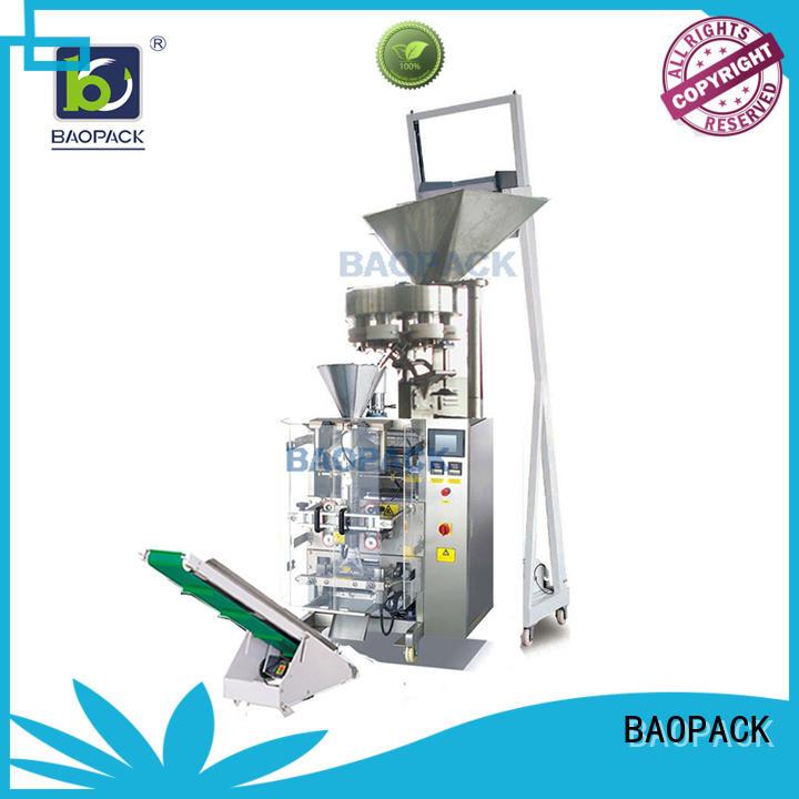 volumetric volumetric packing machine dust factory for plant