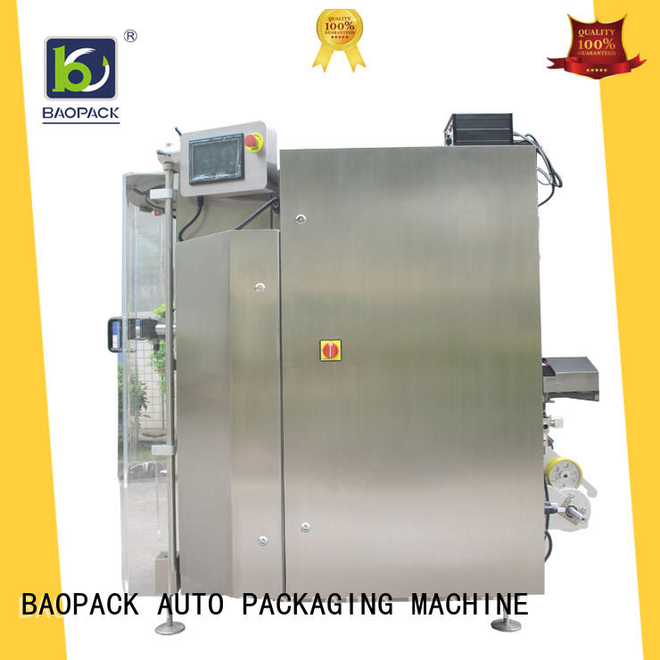 vertical packaging machine bag personalized for industry