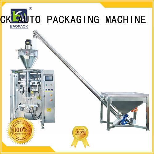 sachet filling and sealing machine sachet BAOPACK