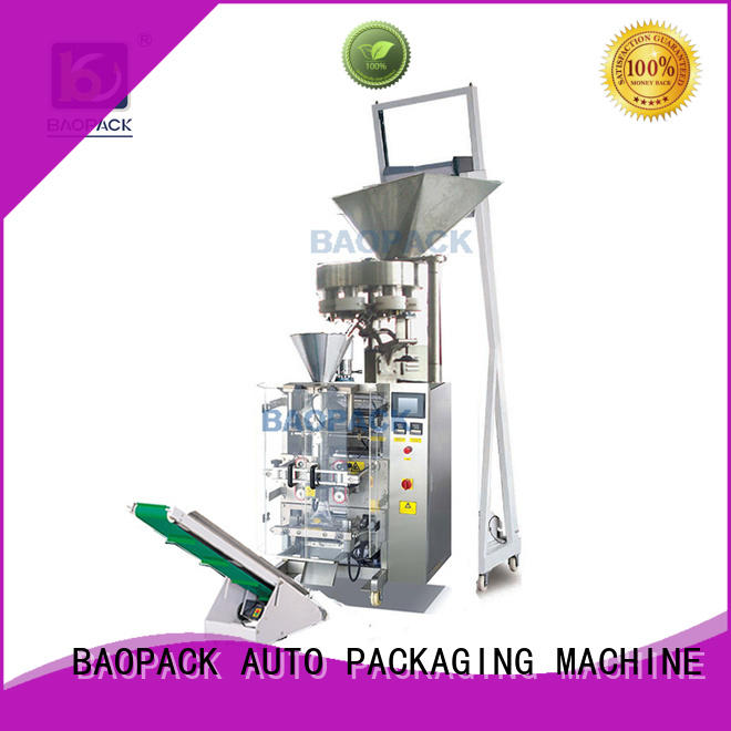 multifunction volumetric filling machine 4side inquire now for industry