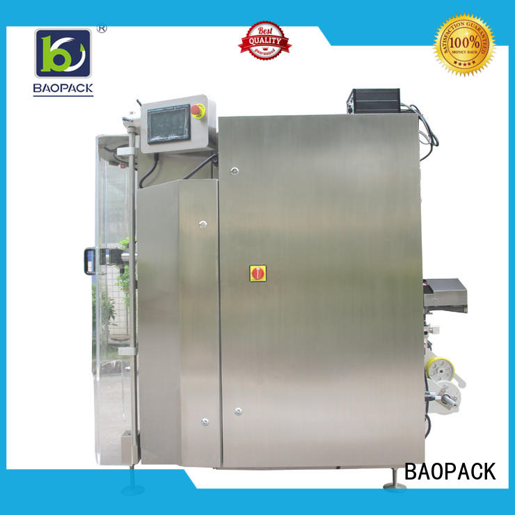 design food BAOPACK Brand pouch packing machine price factory