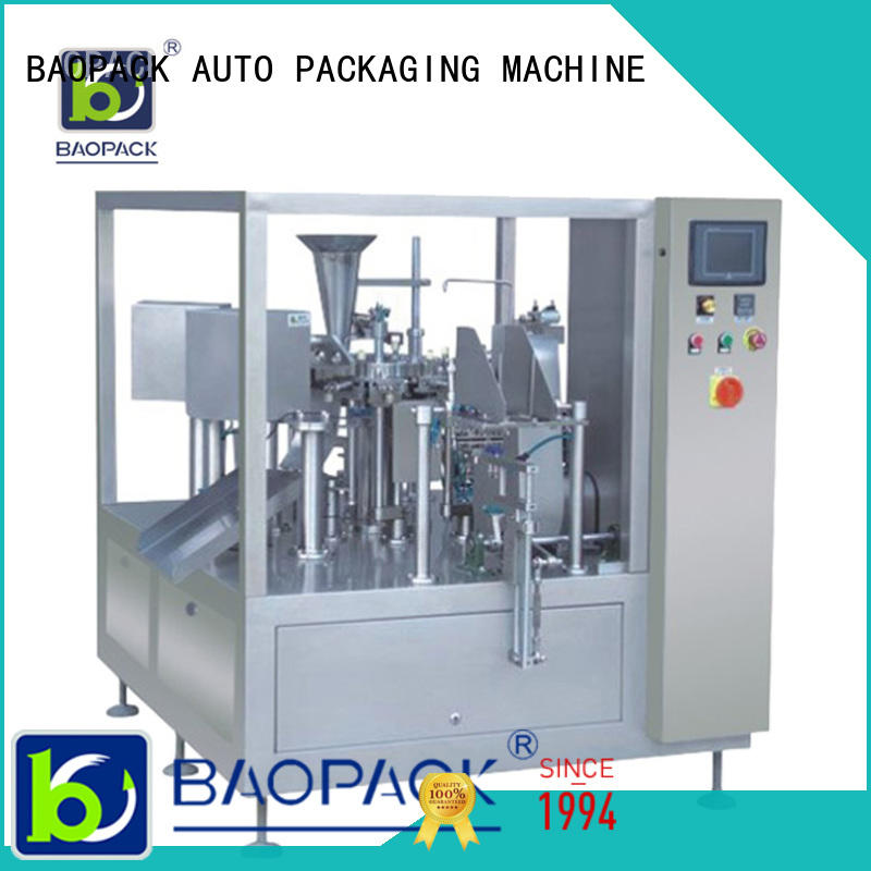 BAOPACK highspeed auto packing machine wholesale for plant