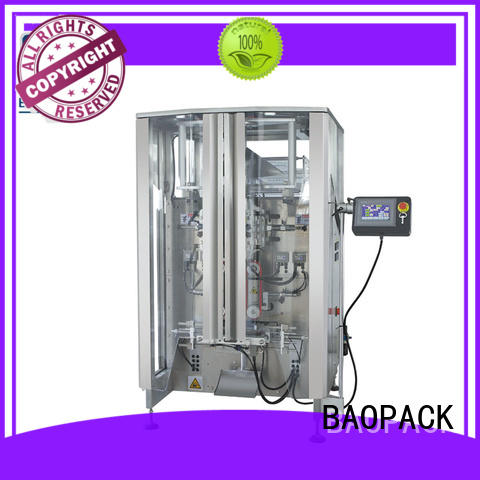 multifunction pillow bag packaging machine gusset factory for industry