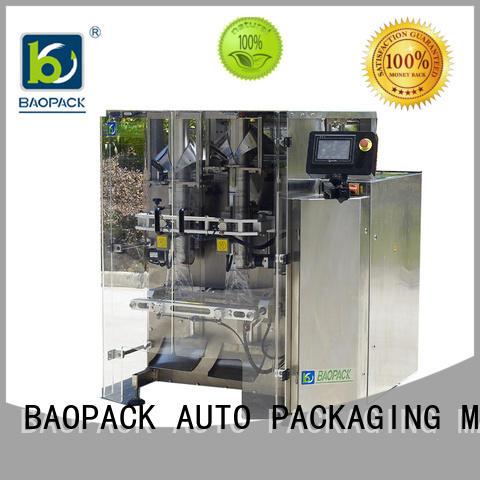 pouch packing machine price strawberry packing machine BAOPACK Brand