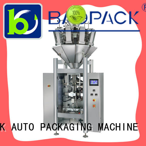 BAOPACK counting vffs packaging machine factory price for chocolate