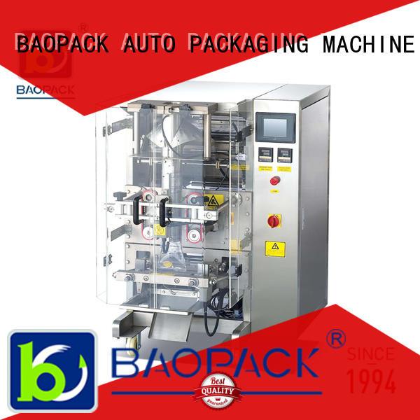 BAOPACK automatic liquid pouch packing machine manufacturer