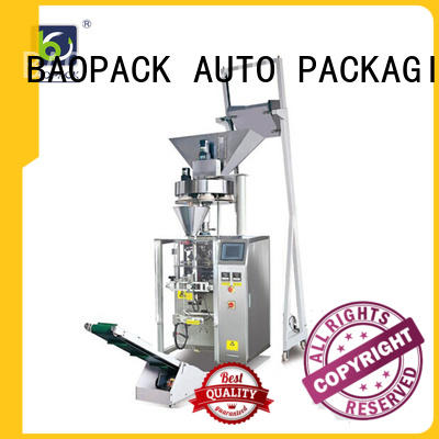 multifunction volumetric filling machine proof BAOPACK company