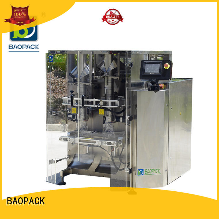 meat automatic bags BAOPACK Brand packing machine supplier