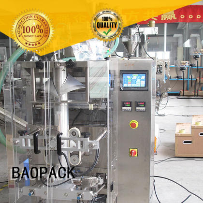 BAOPACK multifunction vffs bagging machine factory price for industry