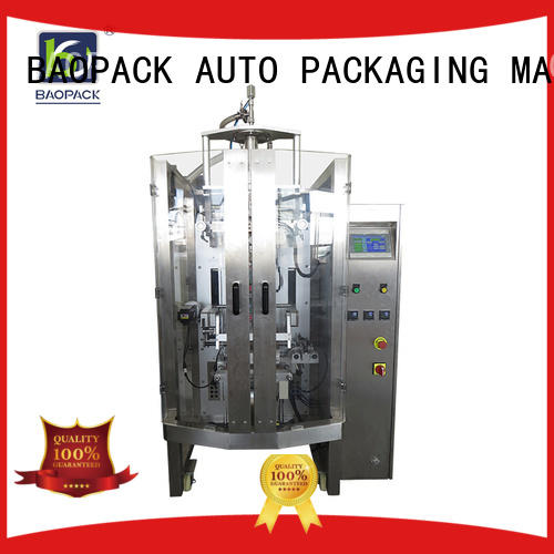 full liquid filling multifunction BAOPACK