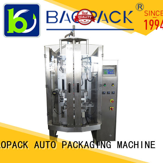 BAOPACK motor liquid filling and sealing machine manufacturer for commercial