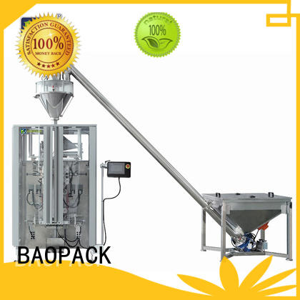 4-side baopack corn BAOPACK Brand powder packing machine supplier