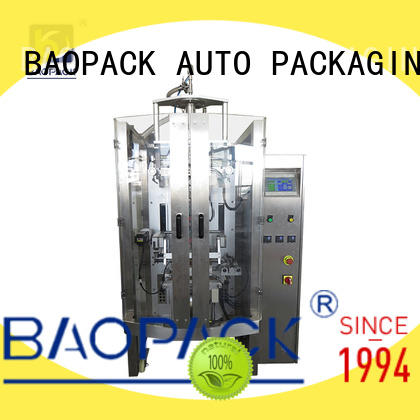 BAOPACK automatic liquid filling and sealing machine personalized for industry