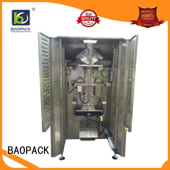 vertical packing machine design supplier for commercial