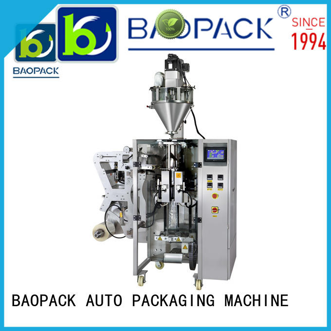 BAOPACK small powder packing machine directly sale for commercial
