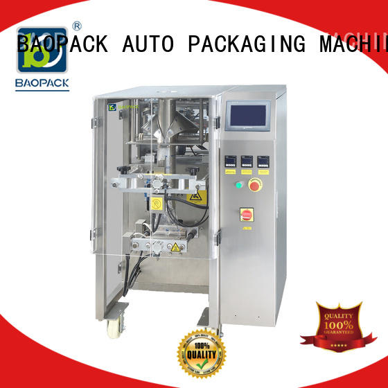 Hot packing machine packaging BAOPACK Brand