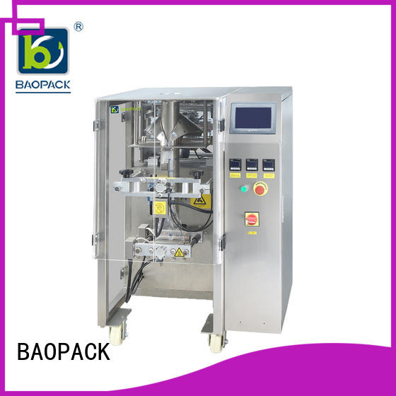 meat liquid pouch packing machine factory price for plant BAOPACK
