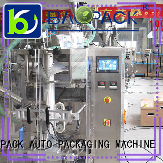 BAOPACK servo liquid filling sealing machine for sale for commercial