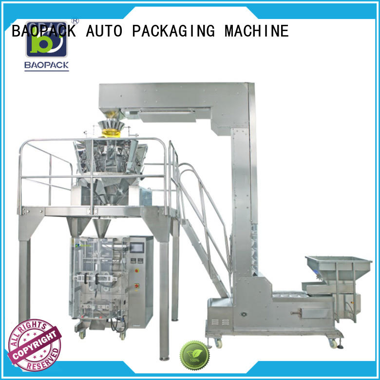 BAOPACK automatic weigher packing machine supplier for industry