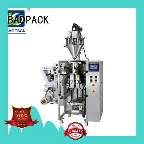 coffee powder packing machine manufacturer BAOPACK
