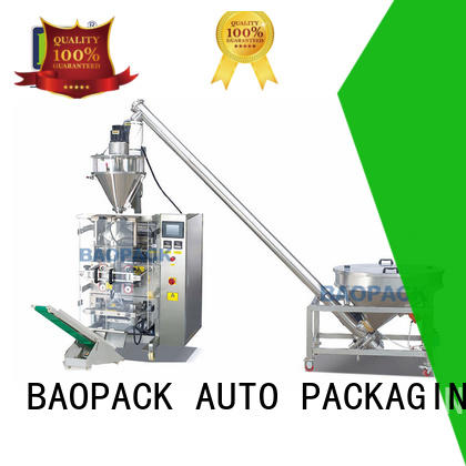 auger filler screw milk powder packing machine manufacture