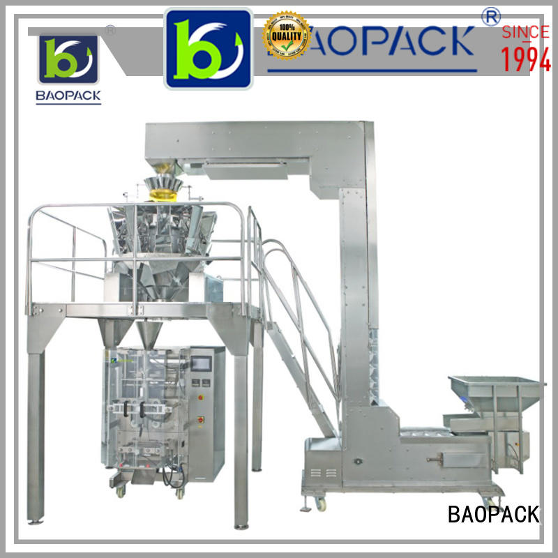 degas vffs packaging machine counting supplier for chocolate