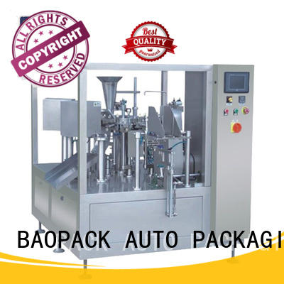 BAOPACK vertical automated packaging machine personalized for plant