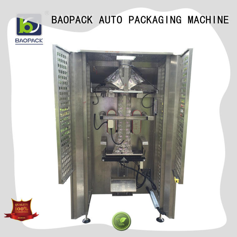 BAOPACK vertical auto packing machine factory price for commercial